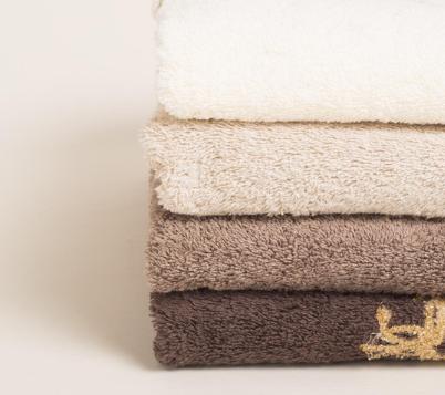 Accappatoi, teli e asciugamani di altissima qualità