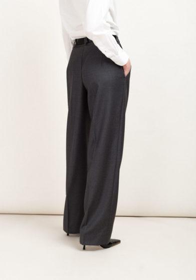Pantaloni eleganti in lana