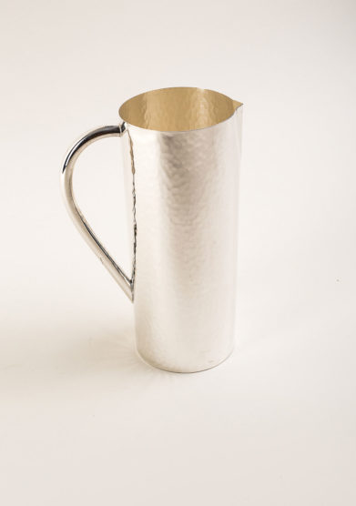 ARG. CORRADINI - Brocca in trilaminato d'argento