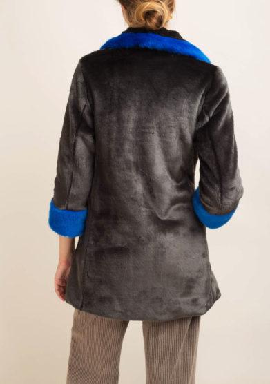 NOAH - Blazer in pelliccia sintetica