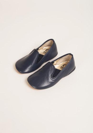 GALLUCCI - Pantofole neonato in pelle