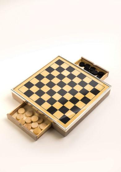 ARG. CORRADINI - Gioco degli scacchi in confezione di lusso