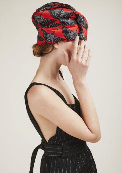 Altalen - Floral print turbant