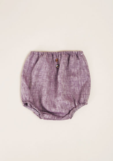 DEPETIT - Lilac linen bloomers