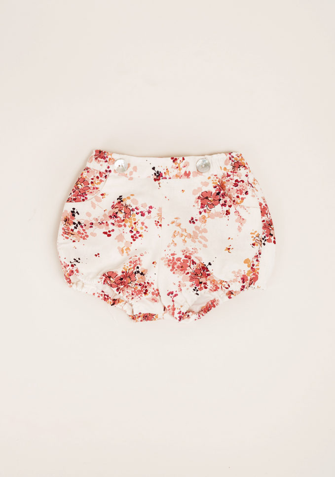 I MARMOTTINI - Liberty print bloomers