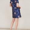 CARLOTTA CANEPA - Floral print dress