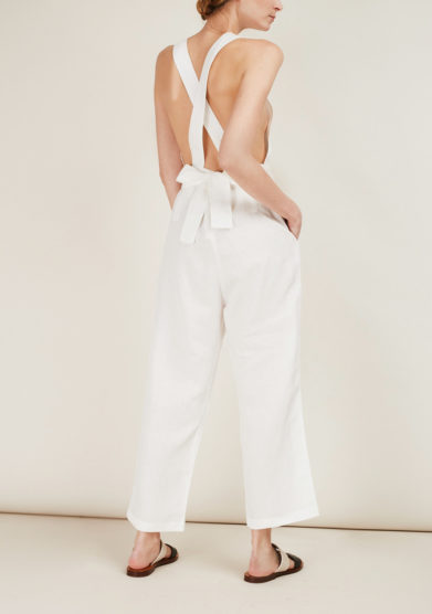 CO. PA OFFICIAL - Linen jumpsuit