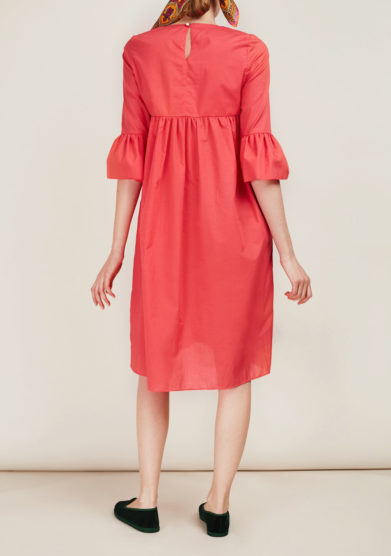 MADUNINE - Midi cotton dress