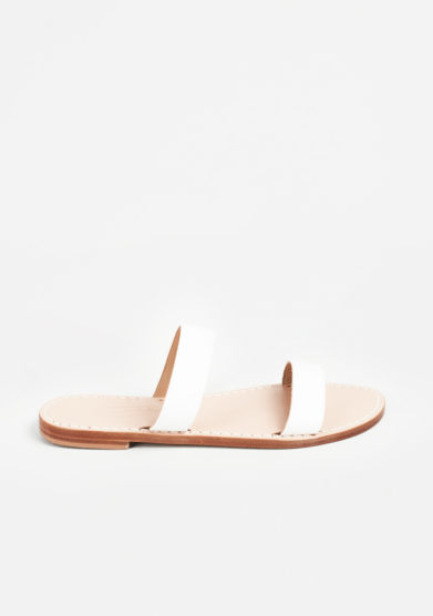 MARIO D'ISCHIA - Francescano leather sandals