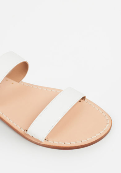 MARIO D'ISCHIA - Francescano leather sandals