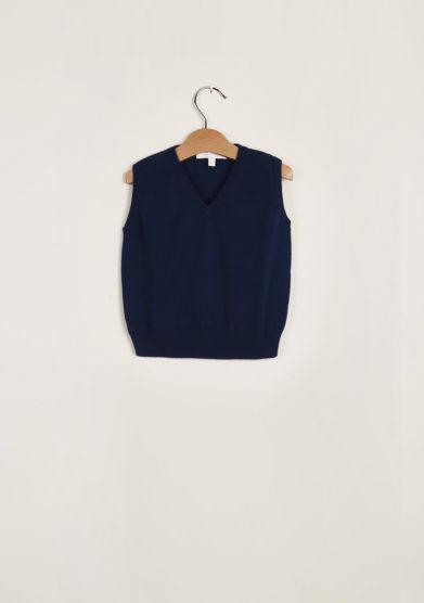 M. FERRARI - Boy's tricot vest