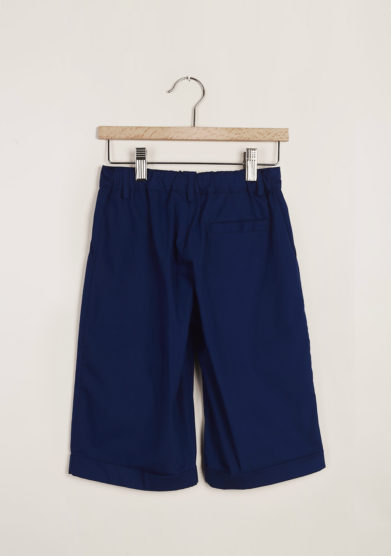 Boy's cotton bermuda shorts