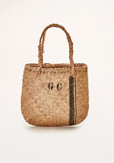 ALLAGIULIA - Customized Viminella wicker handbag