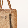 ALLAGIULIA - Customized Viminella wicker handbag