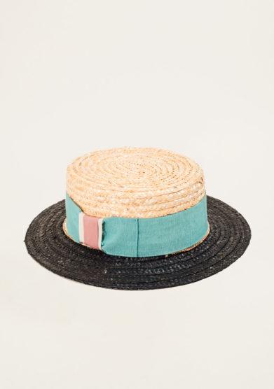 TABARRO SAN MARCO - Venetian straw hat