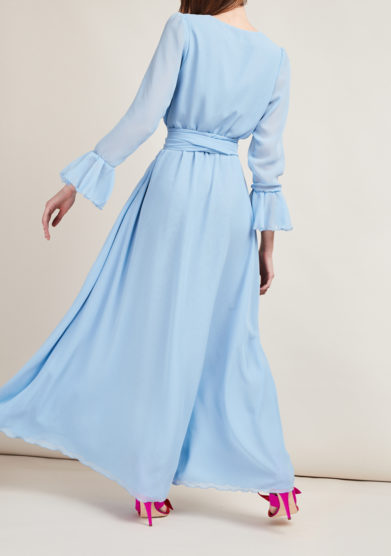 VALELI' - Light blue dress