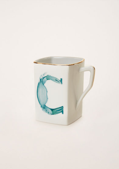 DALWIN DESIGNS - Animal Alphabet mug