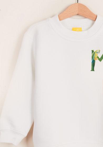 DALWIN DESIGNS - Personalized baby sweatshirt