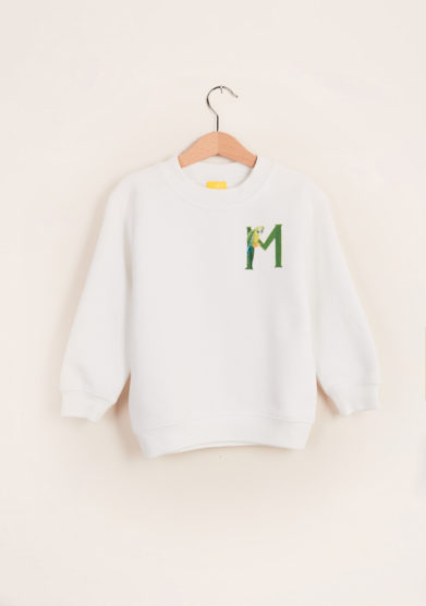 DALWIN DESIGNS - Personalized baby sweatshirt