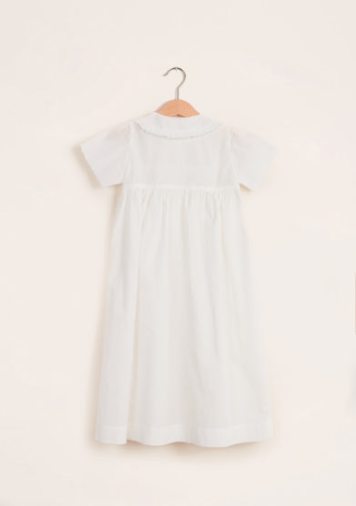 LORETTA CAPONI - Girl's cotton nightgown