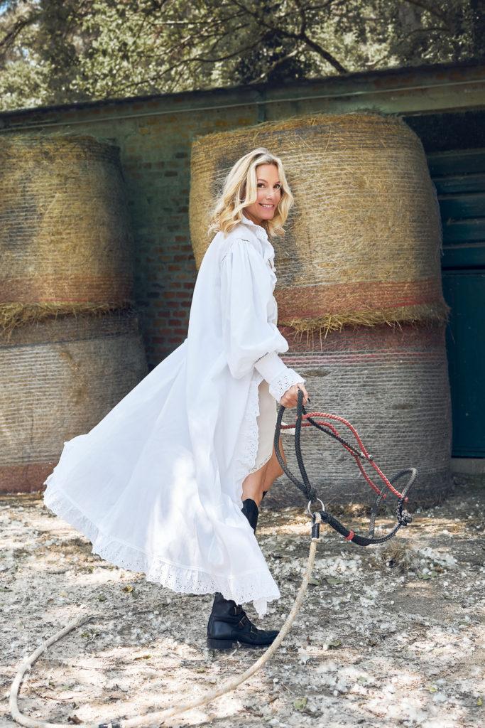 Vanessa Zoppas è una delle Muse di The Dressing Screen