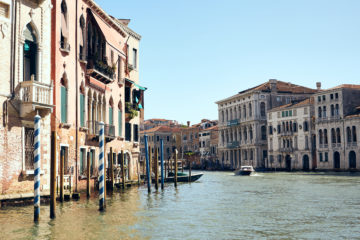 Behind The Dressing Screen with Helen Nonini in Venice