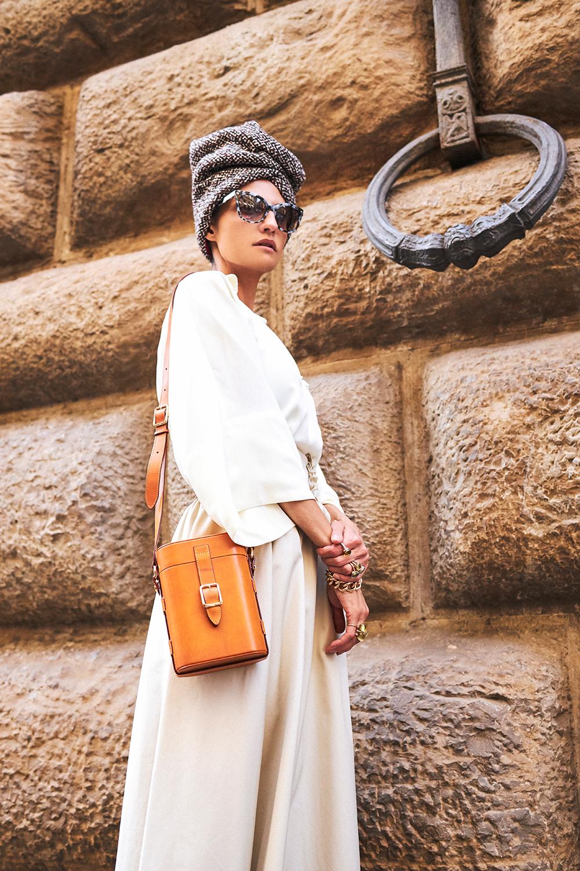 Helen Nonini nel capitolo di Firenze