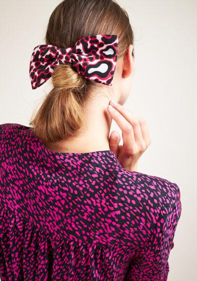 VERNISSE - Hairbow Sandy pop animalier