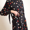 LE VERNISSE - Coccinella Giraffe Dress
