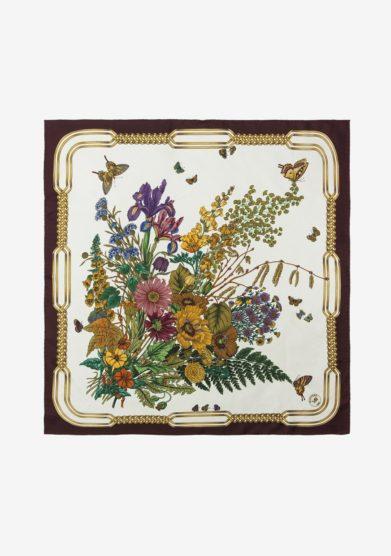MANTERO 1902 - Classic Carré Archivio N.50 bouquet ivory