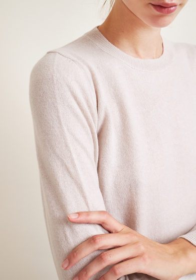 ALYKI - Ice cashmere sweater