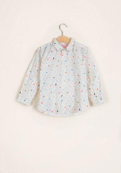 I MARMOTTINI - Boy's Galassia shirt