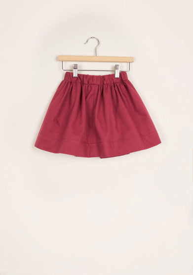 I MARMOTTINI - Cotton Giramondo skirt