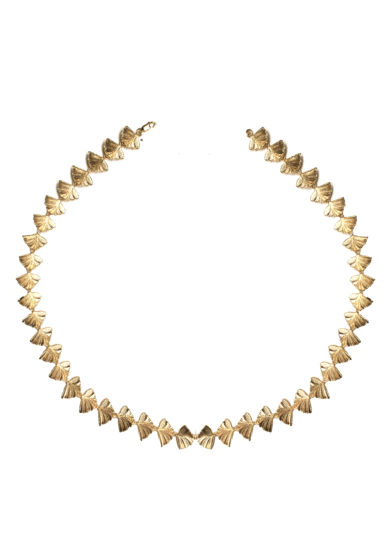 GALA ROTELLI - Ginko necklace