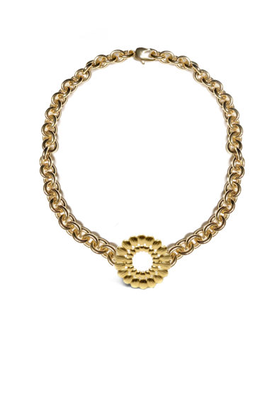 GALA ROTELLI - Van Gogh chain necklace