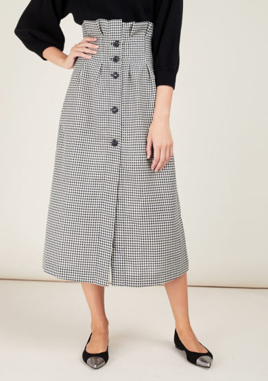LE GLOBAZINE - Zurich skirt