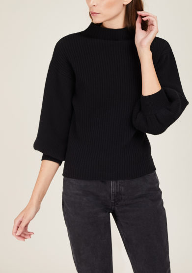 IRREPLACEABLE ELISA GIORDANO - Wool and cashmere-blend Miami sweater