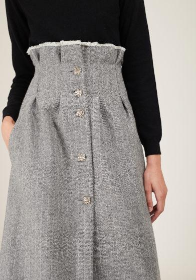 LE GLOBAZINE - Moscova skirt