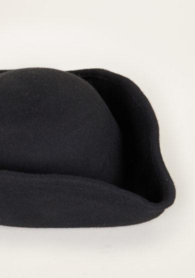 TABARRO SAN MARCO - Venetian tricorn wool hat