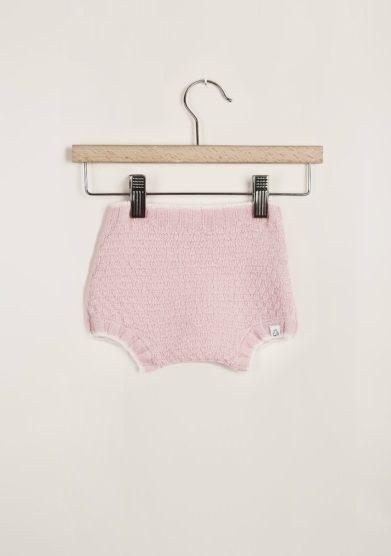 FAGIOLINO CASHMERE - Pink Patatino cashmere short