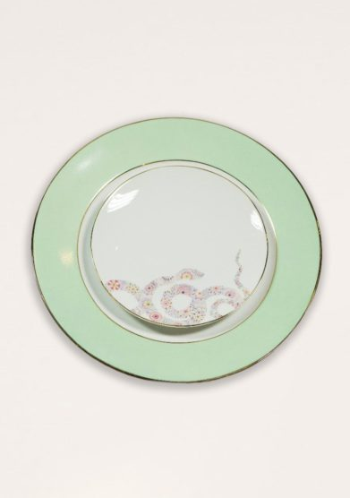 DALWIN DESIGNS - Moroccan snake dessert plate