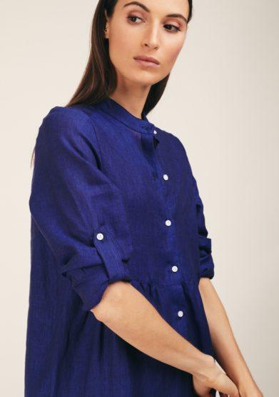 Gioia bini abito emma blu