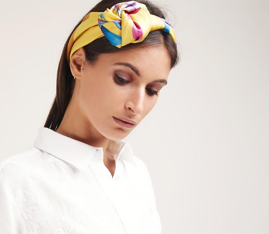 Mantero foulard seta
