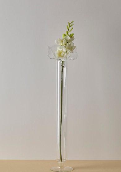Gupica vaso gorgiera vetro borosilicato
