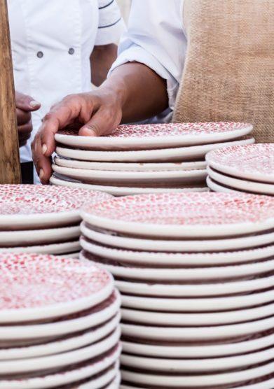 Piatti handmade in puglia bottega egnazia