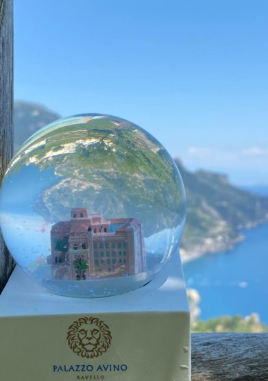 magicbal waterball the pink palace palazzo avino