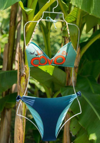 Grand hotel tremezzo Costume bikini Lago di Como modello Moltrasio Battello