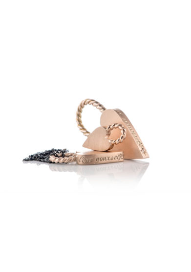 Otto Jewels collana Love Lock oro