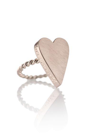 Otto jewels anello Love Yourself Oro Maxi