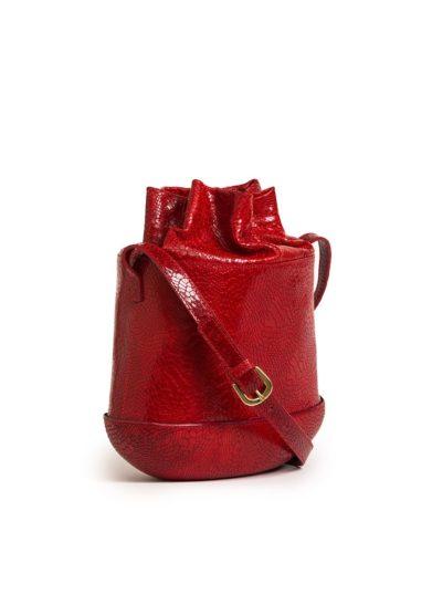 borsa secchiello the marcello exotic red tl180